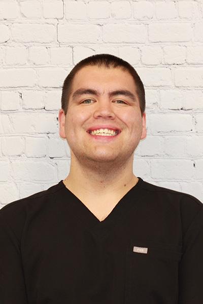 Isaiah Struck at Dynamic Dental Care, Spokane, WA